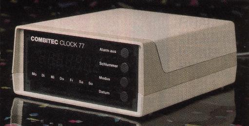 Big pic of the Combitec Clock 77